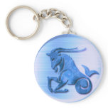 Capricorn Traits Keychain