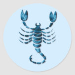 Scorpio Zodiac Sticker